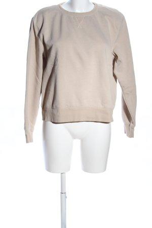H&M Sweat Shirt cream casual look
