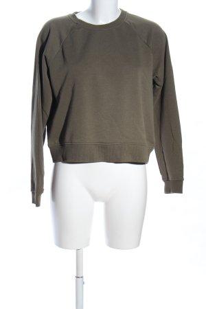 H&M Sweat Shirt brown casual look