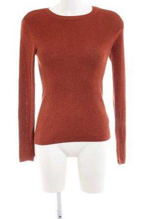 H&M Sweatshirt hellorange Casual-Look