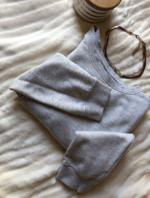 H&M Sweatshirt in Beige