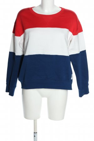 H&M Sweatshirt mehrfarbig Casual-Look keine Textilangabe