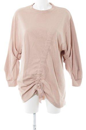 H&M Sweatshirt rosé Casual-Look