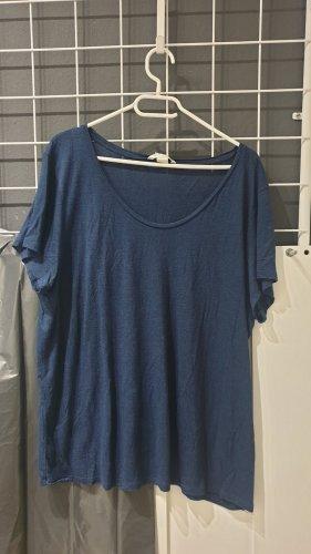 H&M T-Shirt dark blue