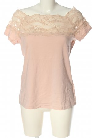H&M T-Shirt nude Casual-Look
