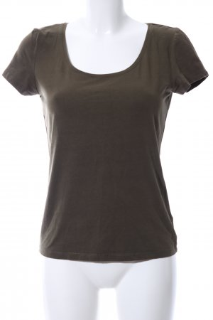 H&M T-Shirt bronzefarben Casual-Look