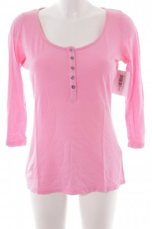 H&M T-Shirt neonpink Casual-Look