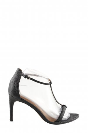 H&M T-Strap Pumps black business style