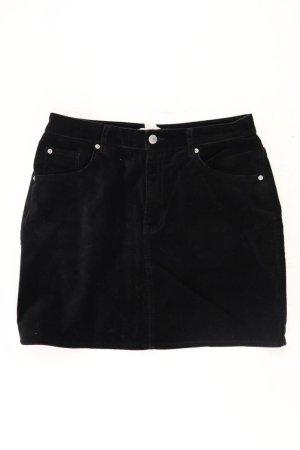 H&M Tafzijde rok zwart