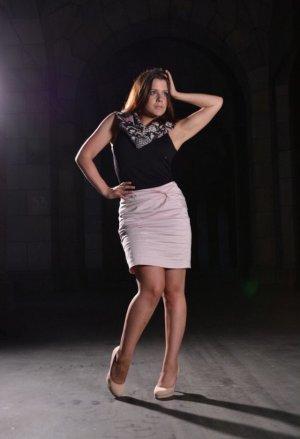 H&M Taillen-Rock rosa 36