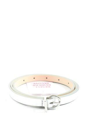 H&M Cintura vita bianco stile casual