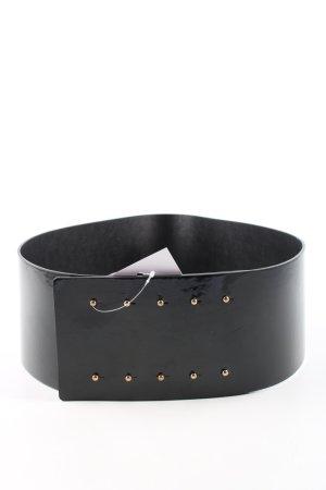 H&M Waist Belt black Metal Elements