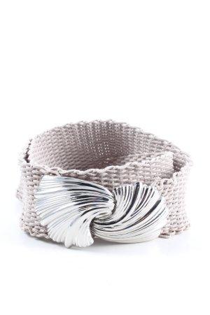 H&M Waist Belt light grey casual look