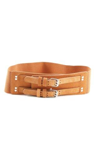 H&M Cintura vita arancione chiaro stile professionale