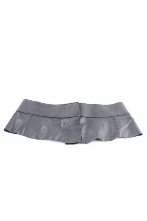H&M Ceinture de taille gris clair style décontracté