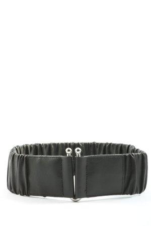 H&M Ceinture de taille noir style décontracté
