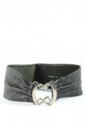 H&M Cintura vita nero stile casual