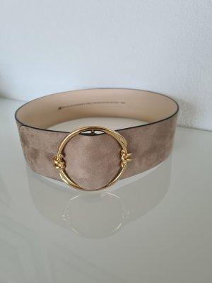 H&M Waist Belt gold-colored-grey brown