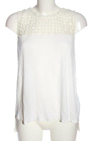 H&M Tanktop wit casual uitstraling
