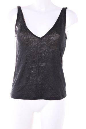 H&M Tank Top black casual look