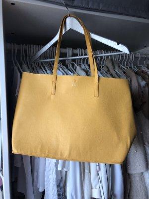 H&M Borsellino giallo-oro