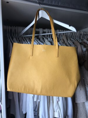 H&M Sac seau orange doré