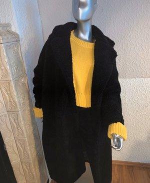 H&M Cappotto invernale nero