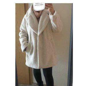 H&M Oversized jas room-licht beige