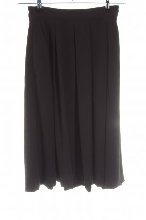 H&M Cirkelrok bruin zakelijke stijl