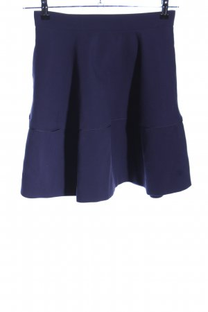 H&M Circle Skirt blue casual look