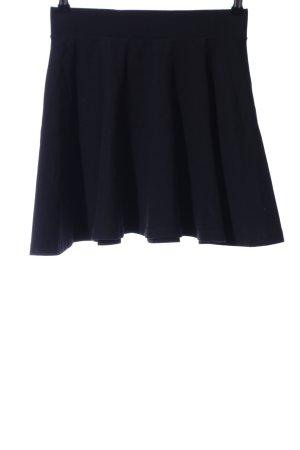 H&M Circle Skirt black business style
