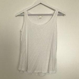 H&M Basic topje wit