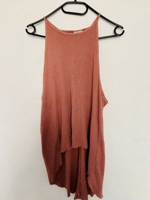 H&M Cowl-Neck Top pink