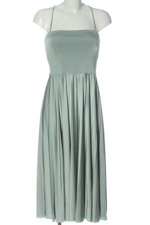 H&M Trägerkleid türkis Elegant