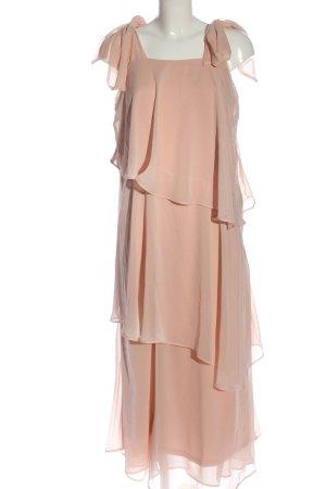 H&M Trägerkleid nude Elegant