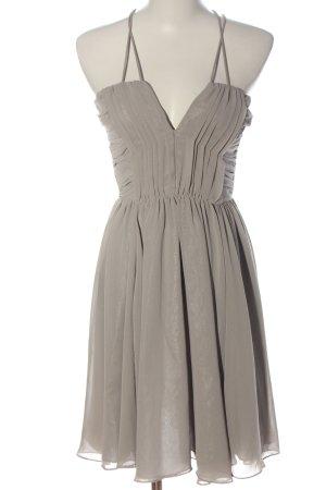 H&M Trägerkleid hellgrau Elegant