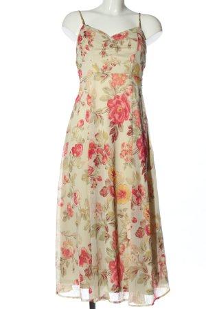 H&M Trägerkleid Blumenmuster Elegant