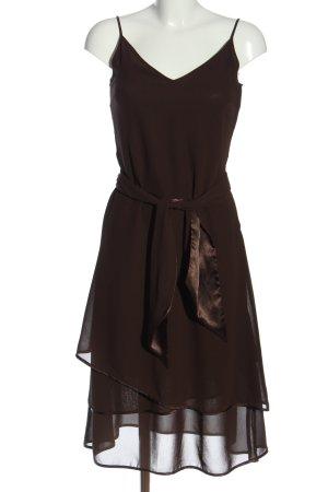 H&M Trägerkleid braun Casual-Look