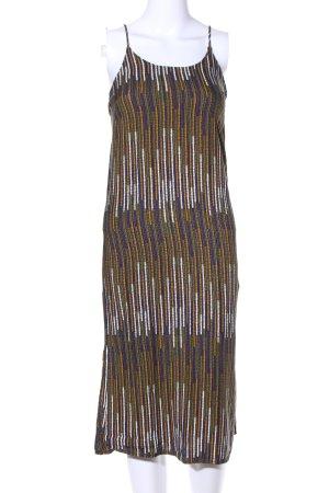 H&M Trägerkleid abstraktes Muster Casual-Look