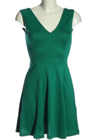 H&M Trägerkleid grün Elegant