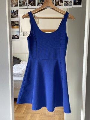 H&M Trägerkleid blau