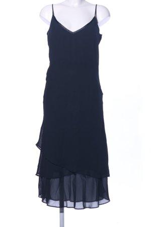 H&M Trägerkleid blau Elegant