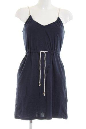 H&M Trägerkleid blau Casual-Look