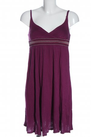 H&M Robe à bretelles rose style décontracté