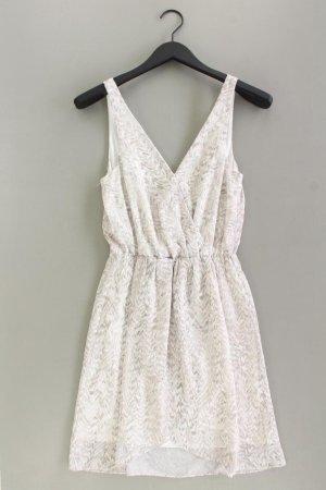 H&M Trägerkleid Größe 38 gestreift weiß