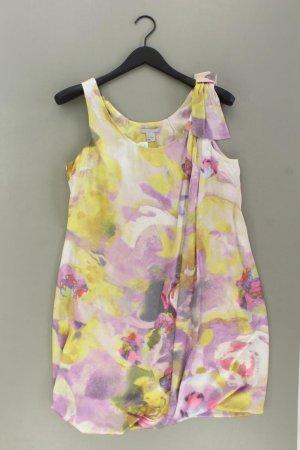 H&M Trägerkleid Größe 38 mehrfarbig aus Polyester