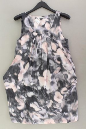 H&M Trägerkleid Größe 40 mehrfarbig aus Polyester