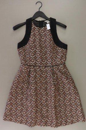 H&M Trägerkleid Größe 40 neuwertig Ärmellos braun aus Baumwolle
