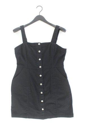 H&M Trägerkleid Größe 42 schwarz aus Baumwolle