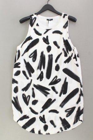 H&M Trägerkleid Größe 44 Ärmellos mehrfarbig aus Polyester