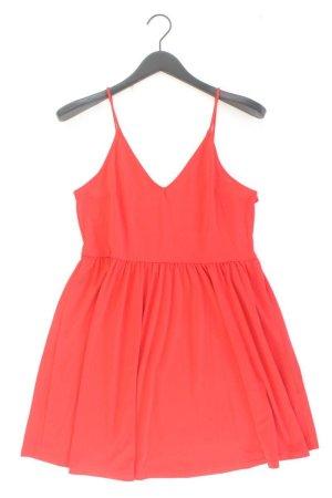 H&M Trägerkleid Größe L neu mit Etikett rot aus Polyester
